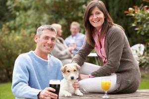 dog friendly pubs in Leeds