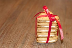 valentine heart sandwich dog treat recipe